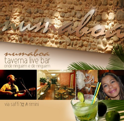 Numaboa - Taverna live bar
