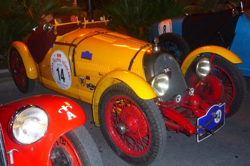 Gran Premio Nuvolari - Ph Tomasini