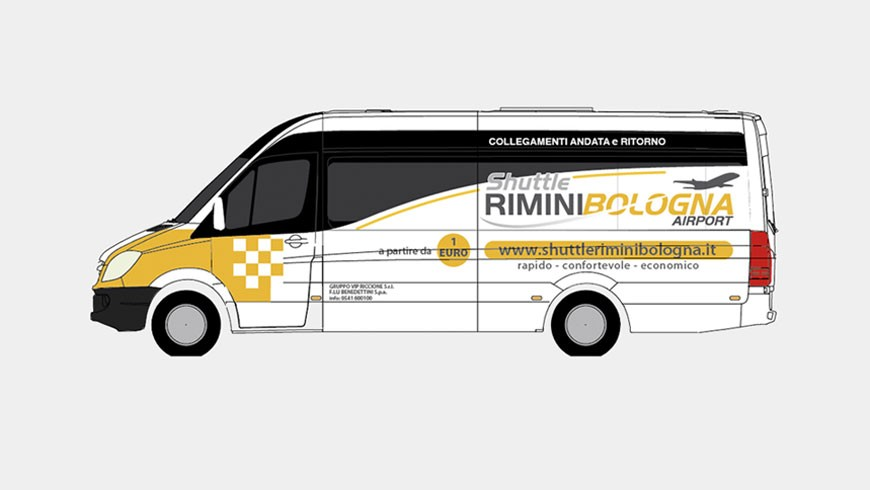 Rimini - Bologna Shuttle