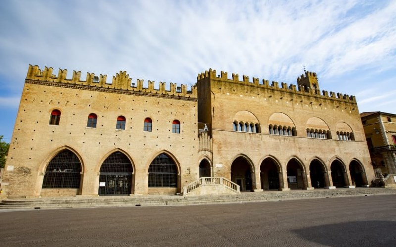 Palazzi dell'Arengo & del Podestà - Rimini
