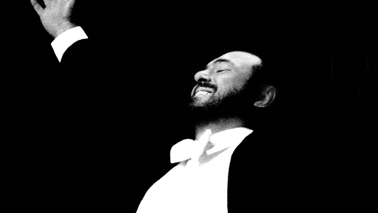 Cinema Tiberio: Pavarotti