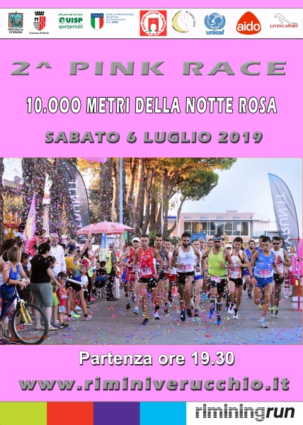 Notte Rosa - 2° Pink Race
