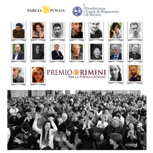 Locandina Premio Poesia 2016