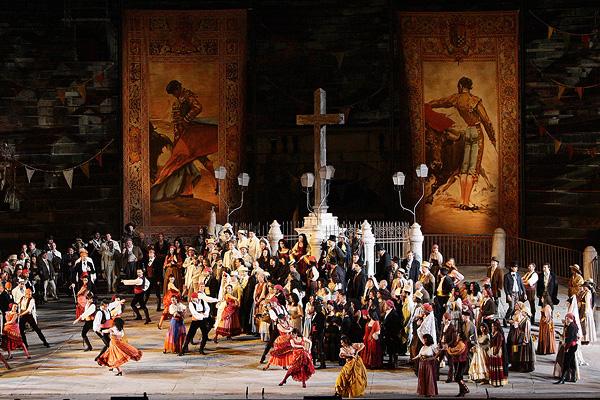 Opera al Cinema Tiberio: Carmen