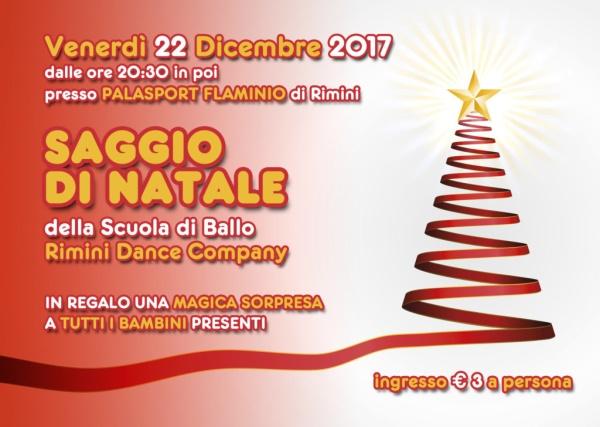 Christmas essay by Rimini Dance Company