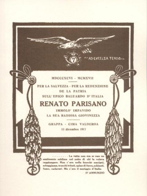 renato parisano 2019