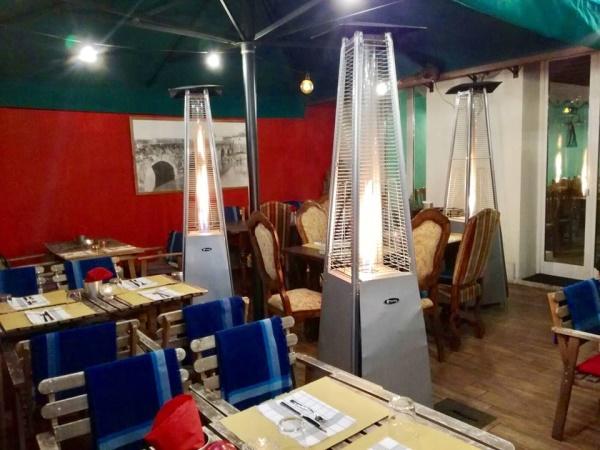 Inside of tavern