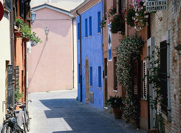 le vie del Borgo San Giuliano