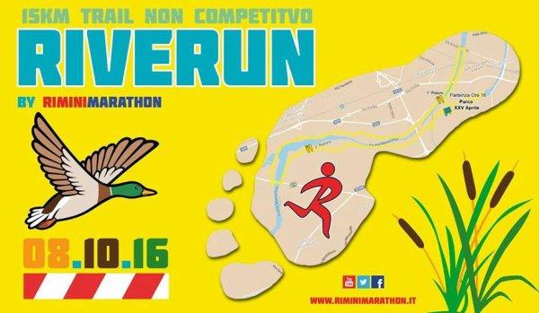 RiverRun Trail 15 Km by Rimini Marathon