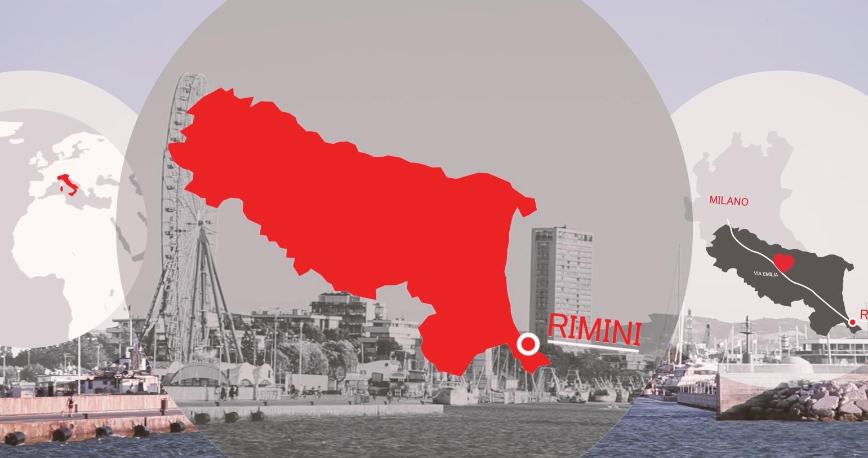 Anteprina Rimini, videocartolina – 2017