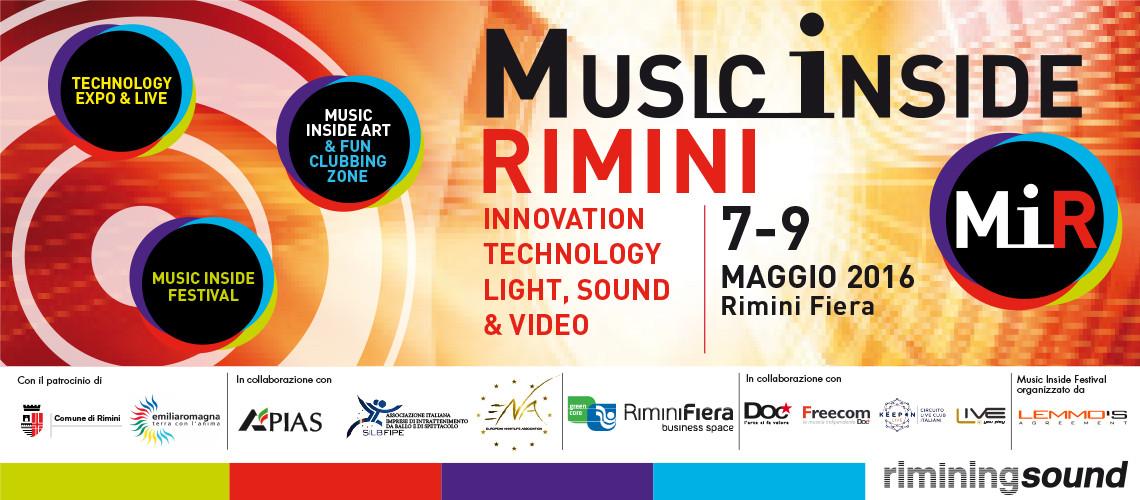 Immagine Music Inside Rimini