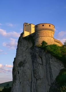 San Leo, the fortress