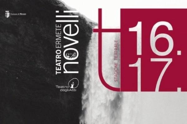 Stagione Teatro Novelli 2016-2017