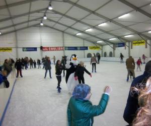 Rimini Ice Village - indoor ice-skating rink