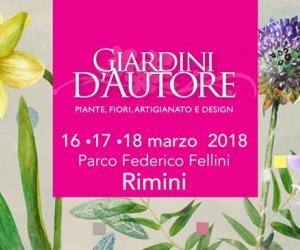 Giardini d'Autore 2018 - Spring edition
