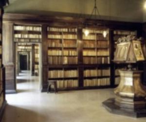 Sala Seicentesca della Biblioteca Gambalunga