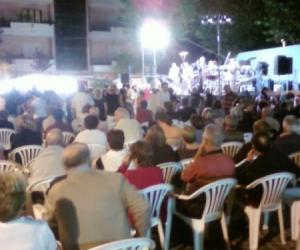 Live music performance in Torre Pedrera