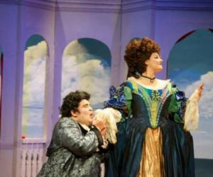 Così fan tutte, opera at the castle 2018