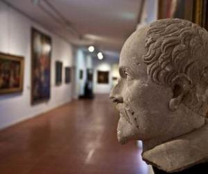 Museo - testa del Gambalunga