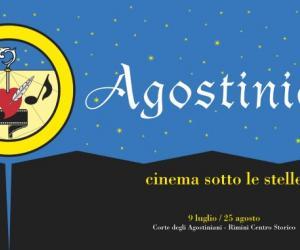 Agostiniani, cinema sotto le stelle