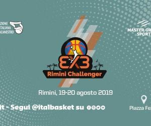 FIBA 3x3 Challenger Rimini 2019
