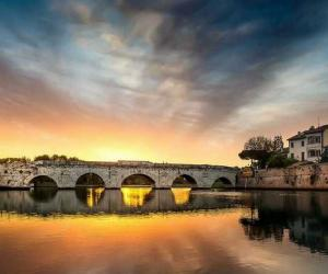 Ponte Tiberio - Rimini