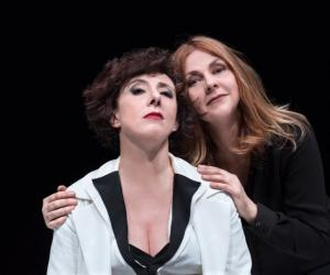 Marina Massironi e Alessandra Faiella