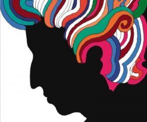 Bob Dylan by Milton Glaser