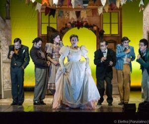 La Bisbetica domata al Teatro Novelli