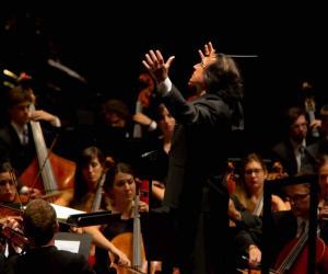 Riccardo Muti al Teatro Galli