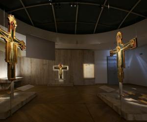 Giovanni's gold. The restoration of the 'Croce di Mercatello' and the fourteenth century art in Rimini