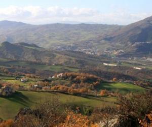 Montefeltro, Vedute Rinascimentale
