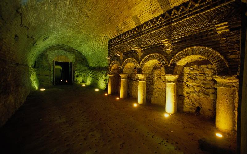 grotte tufacee - Santarcangelo