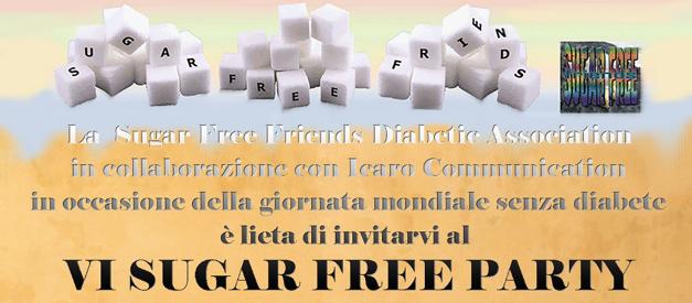 Sugar Free Party 2015