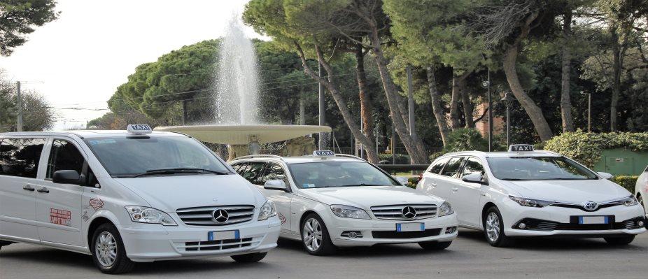 Taxi in Rimini