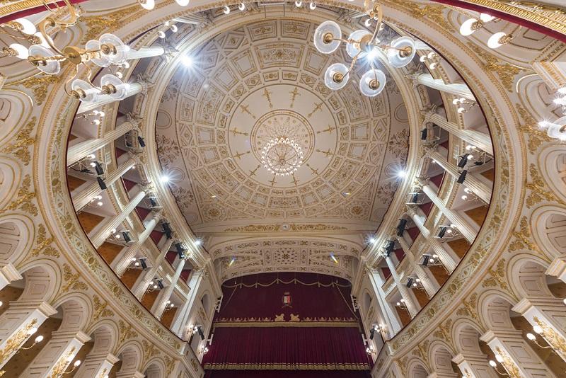 Teatro Amintore Galli: Aroldo