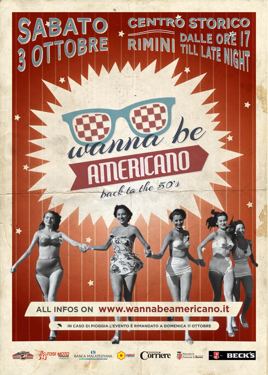 Locandina Wanna be Americano 2015