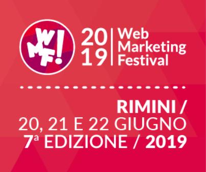 Web Marketing Festival al Palacongressi di Rimini