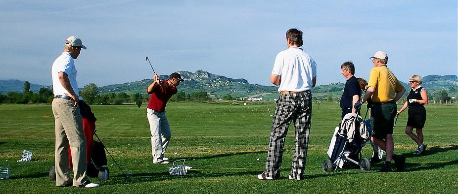 Campo da golf a Verucchio